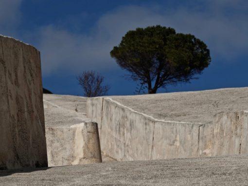 Grande Cretto, Gibellina Italy 2020
